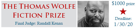 Thomas Wolfe Fiction Prize