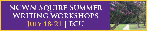 2019 Squire Summer Writing Worksohps