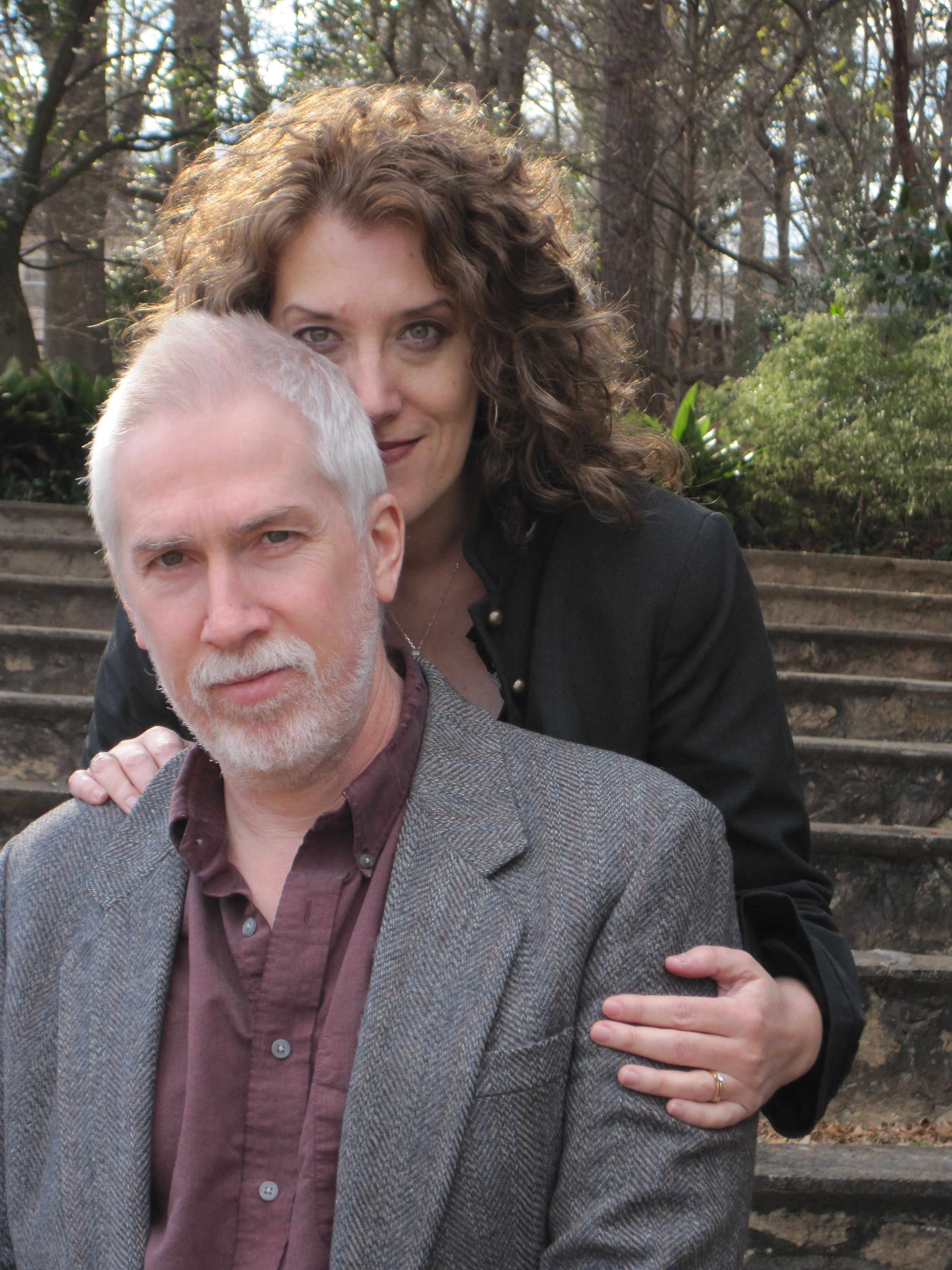 Clay and Susan Griffith