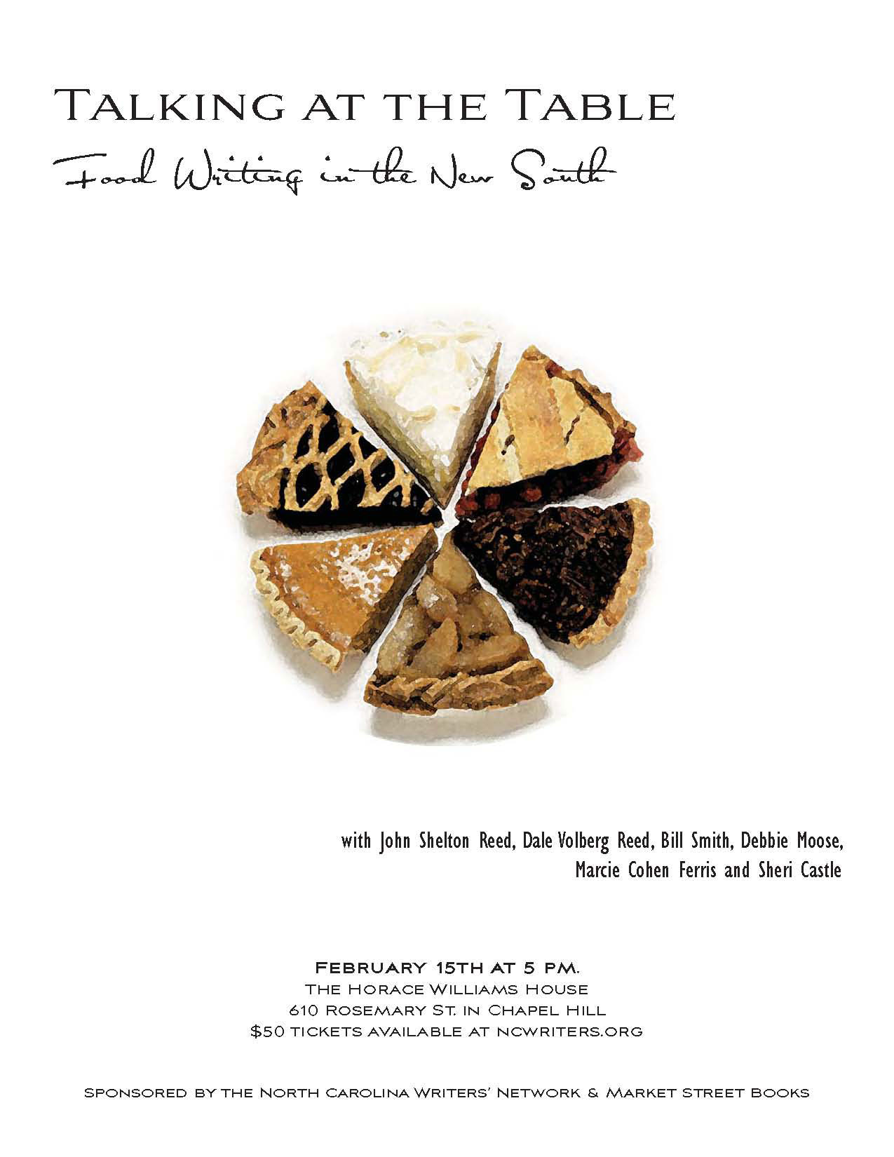 Talking at the Table: Food Writing in the New South